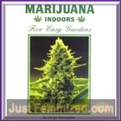 Books Marijuana Indoors Five Easy Gardens